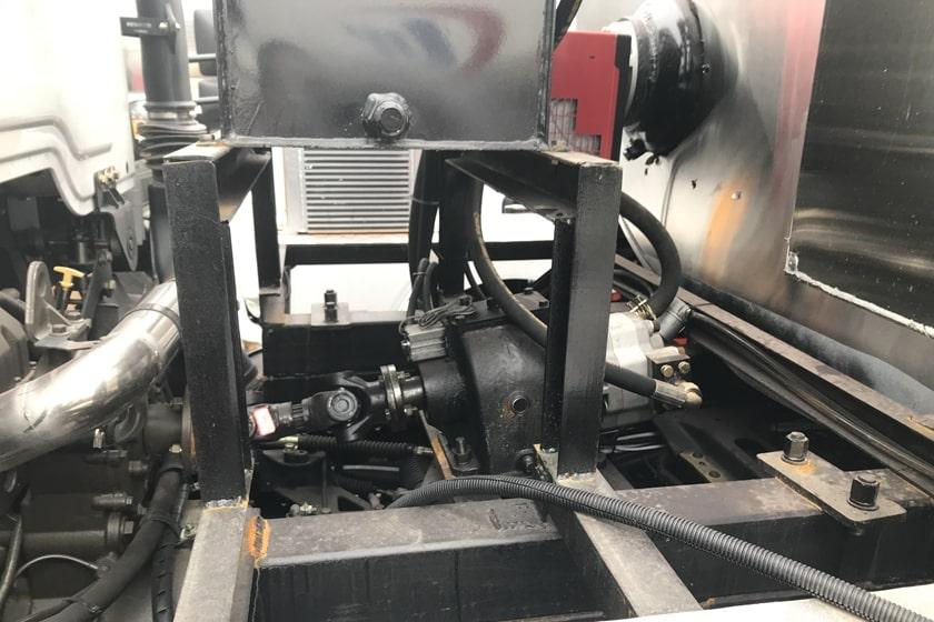 沥青洒布车全功率取力器