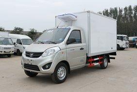 福田伽途2.8米冷藏车